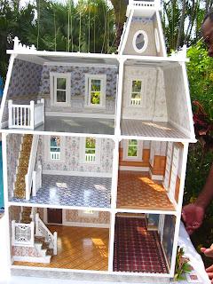 Dollhouses By Robin Carey Key West Palm Island Estate