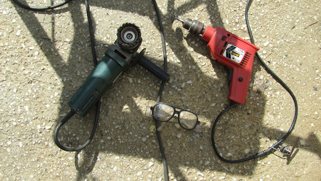 herramientas lijado