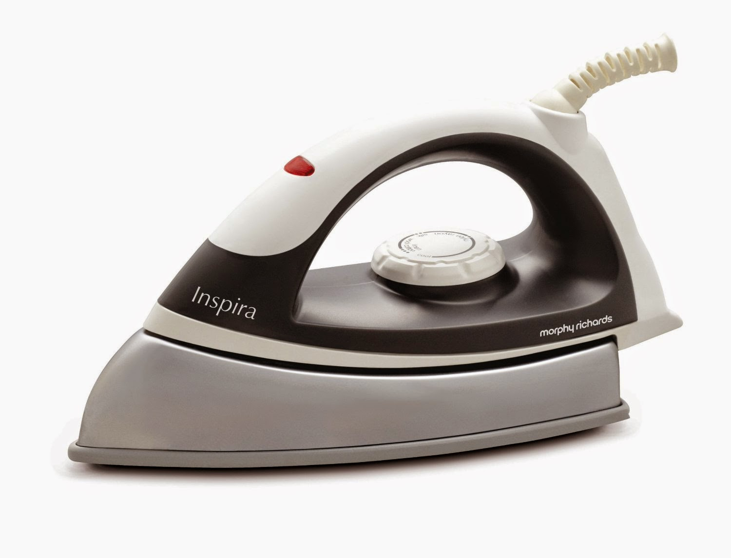 Amazon: Buy Morphy Richards Inspira 1000-Watt Dry Iron (White and Black) at Rs.508