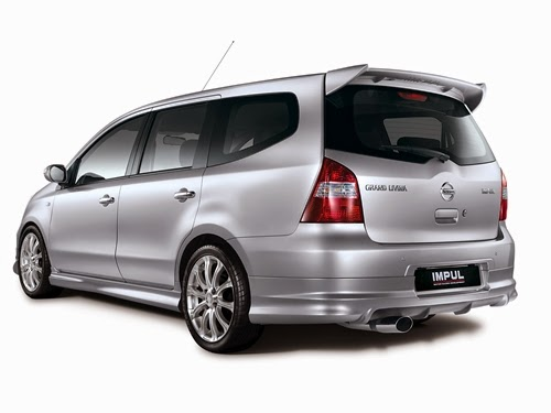 Nissan Grand Livina: Ultimate cars