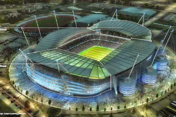 Etihad Stadium - Manchester City Stadium