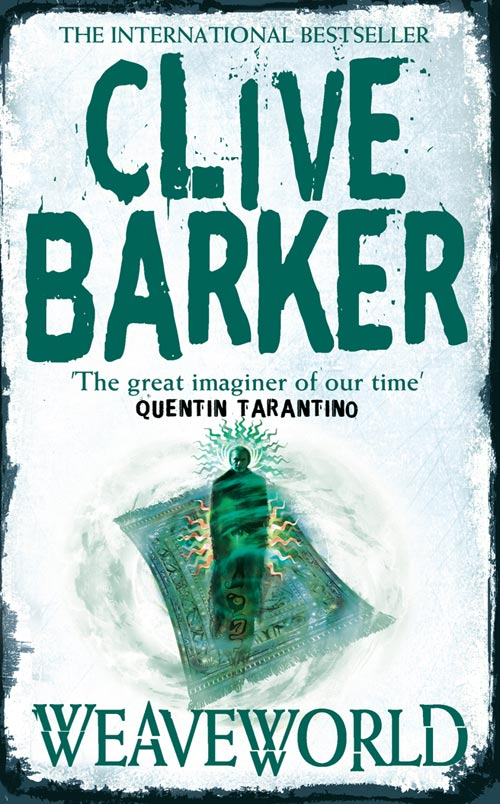 Too much horror fiction november 2011 clive barker paperback covers the uk harper voyager editions fandeluxe Image collections