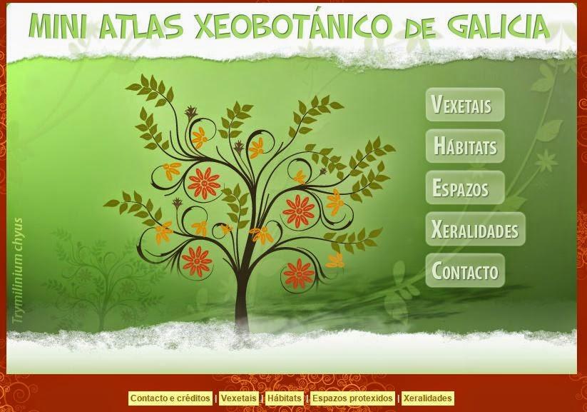 Vexetación de Galicia