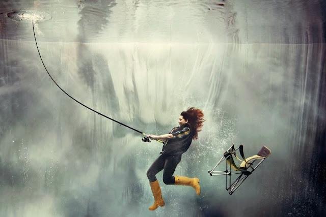 Fotografi Dalam Air Atau Bawah Air