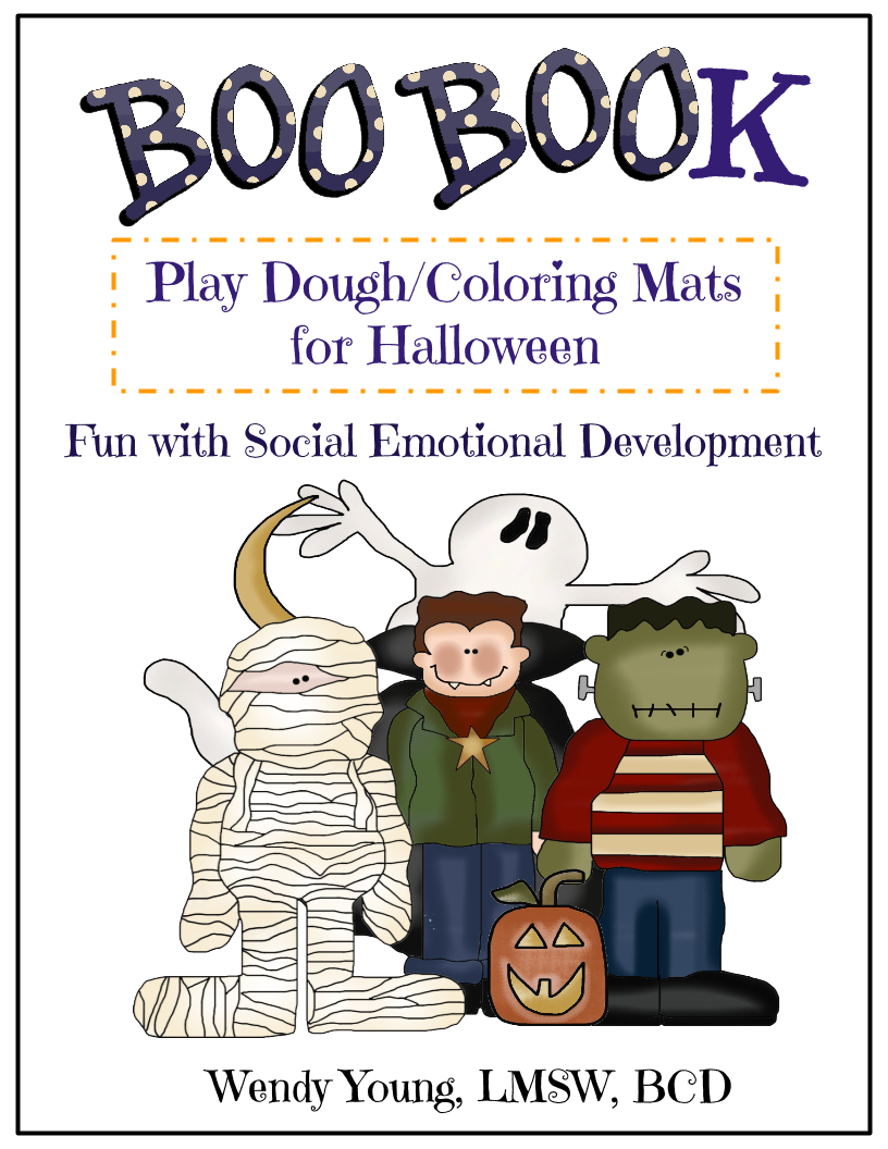 NEW! BOO BOOK!