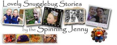 Lovely Snugglebug Stories by the Spinning Jenny