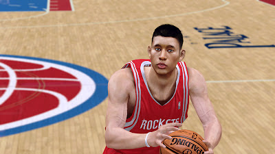 NBA 2K13 Jeremy Lin Face NBA2K Updates