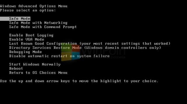 Cara Jitu Jika Komputer  tidak bisa masuk Windows