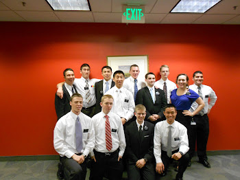 Last night at the MTC