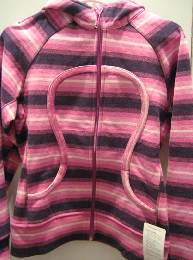 Product Drop Monday Pink Ombre Striped Scuba Cuddle Up