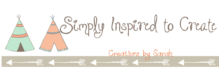 Simply Inspired to Create