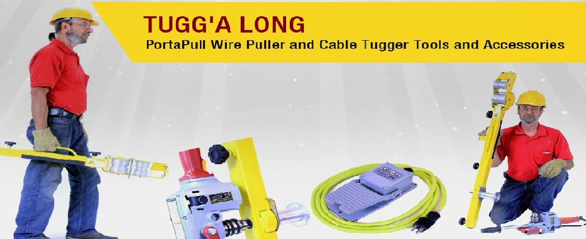 Cable Pulling Systems, Wire Pulling Systems Florida, Tools for ...