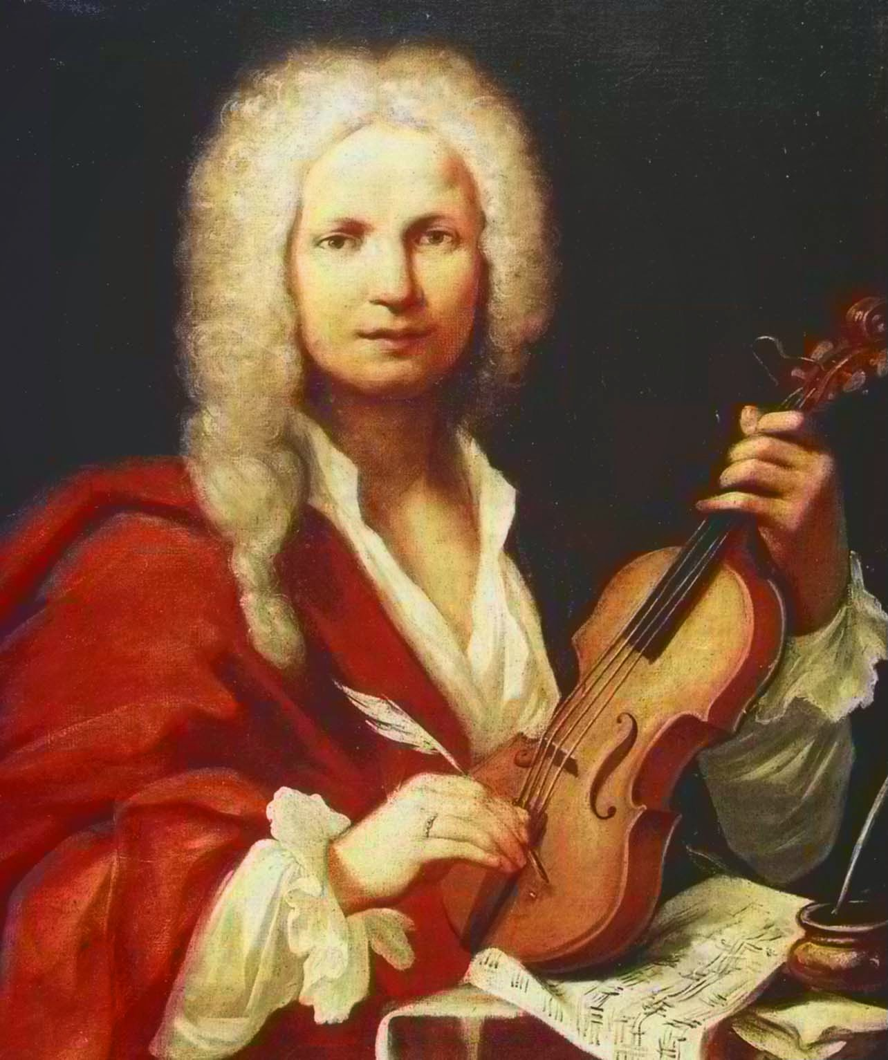 The 15 Greatest Classical Composers Of All Time - Antonio Vivaldi (1678-1741)