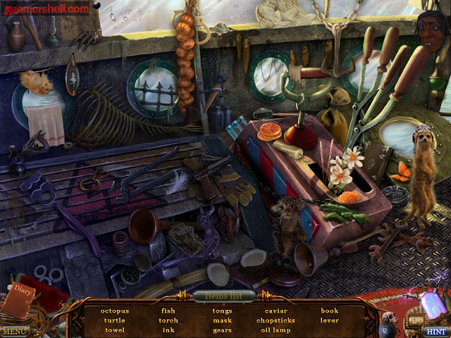 Voodoo Chronicles: The First Sign Collector's Edition Game screenshot 7