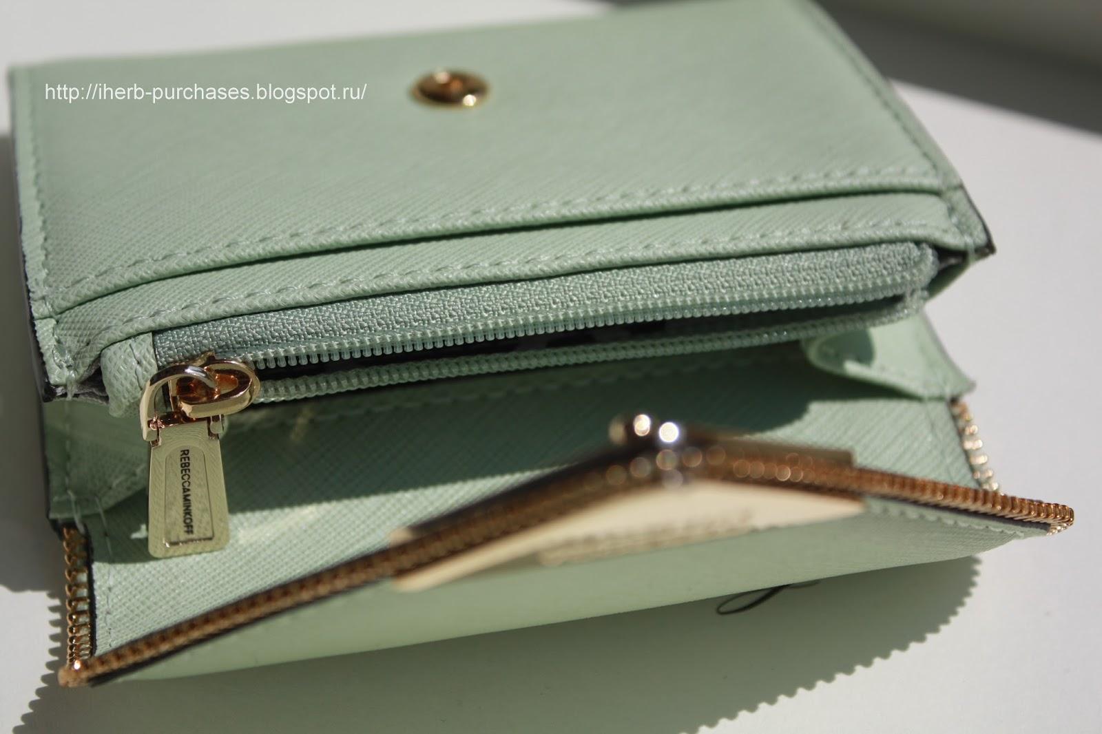 wallet кошелек Rebecca Мinkoff цена sale где купить