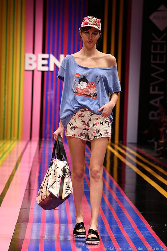 Benito Fernandez primavera verano 2015 moda urbana pasarela Bafweek,