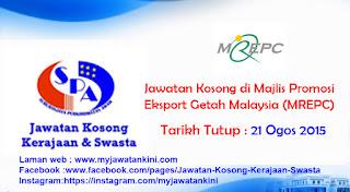 Majlis Promosi Eksport Getah Malaysia (MREPC)