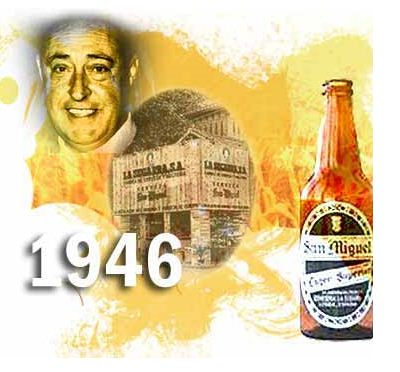 san miguel and a soriano Besides heading san miguel, mr soriano was a leading figure in the mining, paper and banking industries in the philippines.