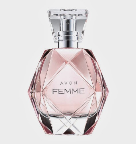 New Avon fragrance for 2014-Avon Femme.