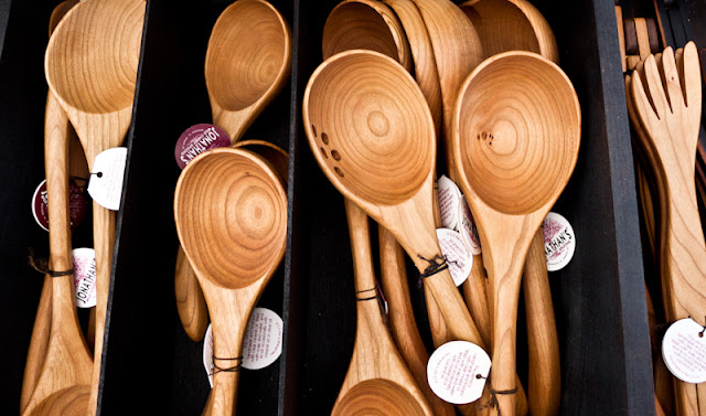 Wooden Spoons, Artisan