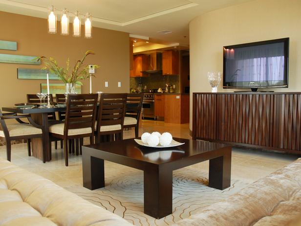 Decoración Interior: salón comedor | Ideas para decorar, diseñar y ...