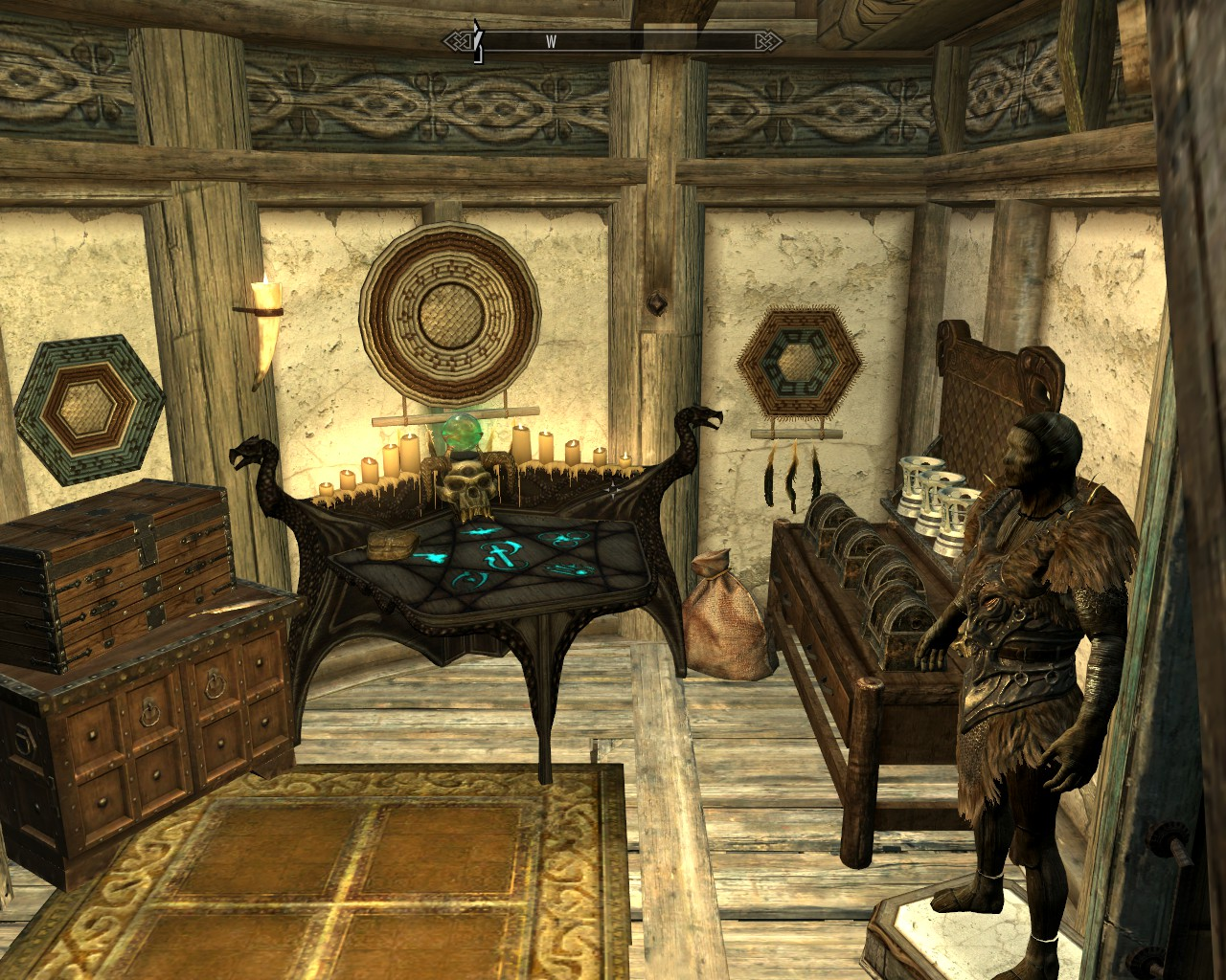 2nd Floor Of The Enchanters Tower In Lakeview Manor
