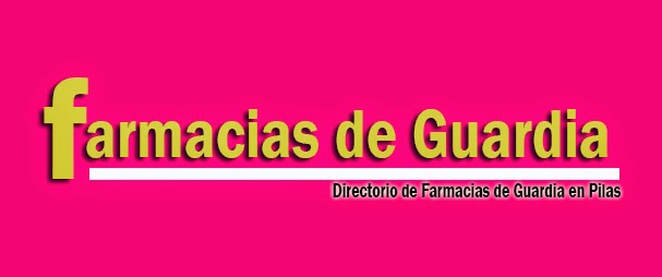 Farmacias de guardia en Pilas