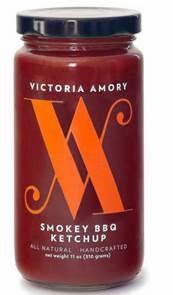 Smokey+Ketchup Victoria Amory Recipe using Smokey BBQ Ketchup - Recipes with Ketchup