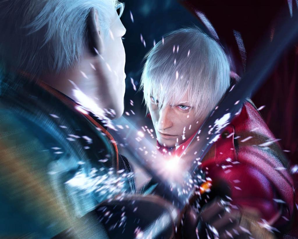 Devil May Cry HD & Widescreen Wallpaper 0.153071131664618
