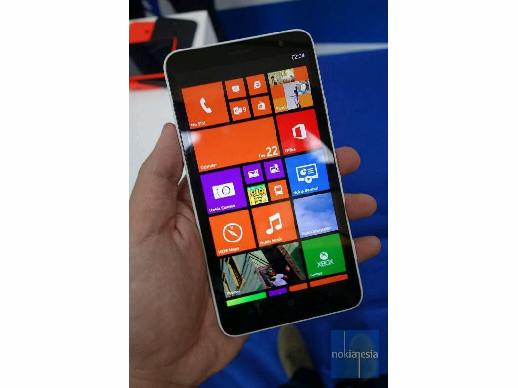 Nokia Lumia 1320, Harga dan Spesifikasi