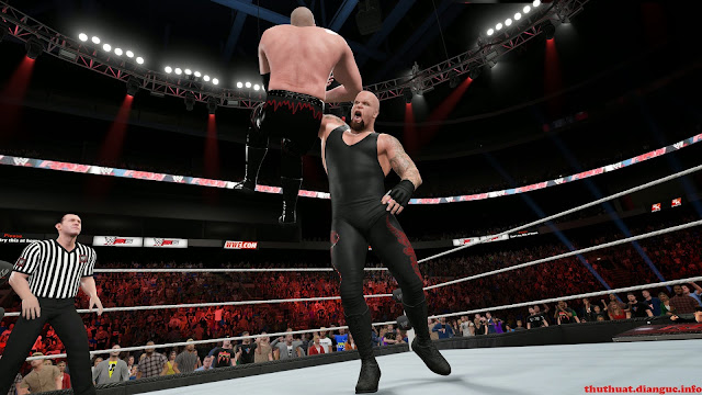 Download game WWE 2015 RELOADED
