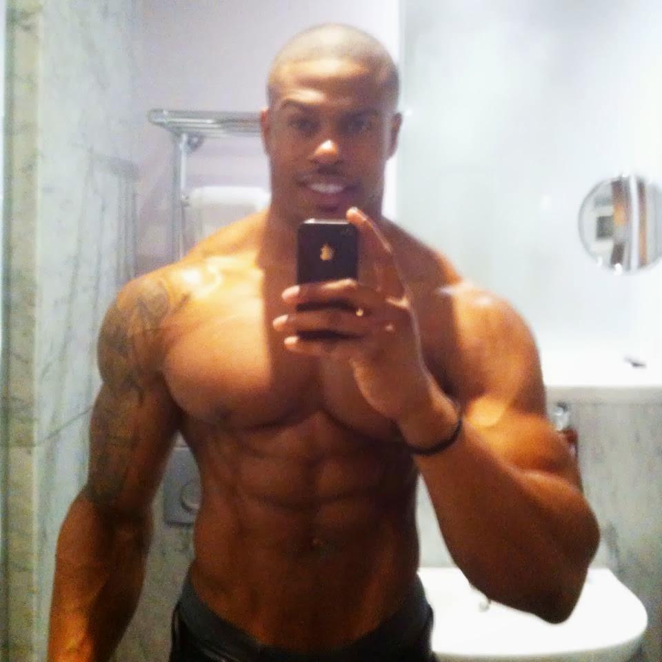 aesthetic muscle, bodybuilder