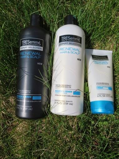 TRESemme Renewal Hair & Scalp System