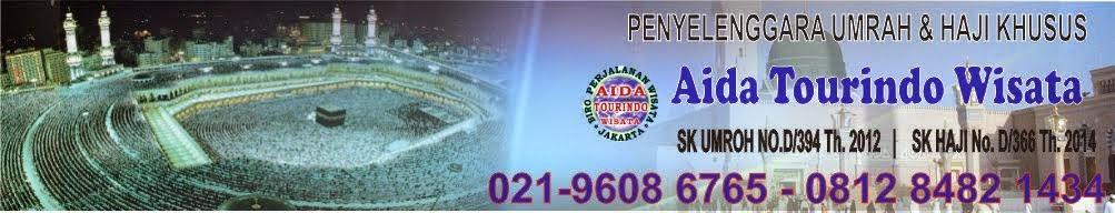 Travel Umroh Aida Tourindo Wisata
