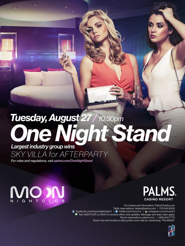 one night stand in vegas