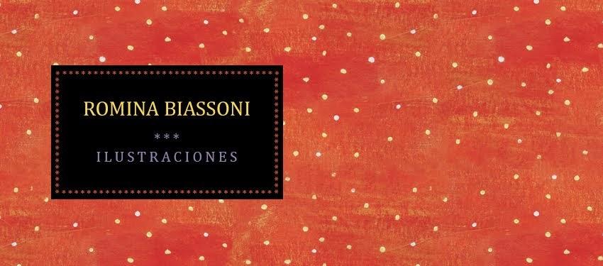 Romina Biassoni Ilustraciones