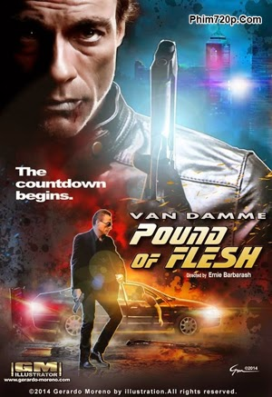 Pound of Flesh 2015 poster