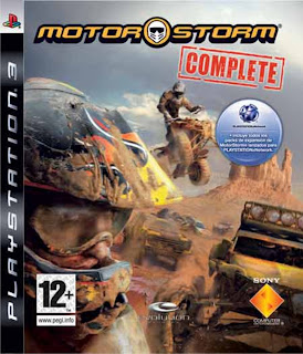 MOTOR STORM COMPLETE PS3