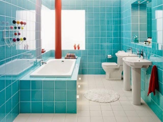 bathroom wall paint color ideas