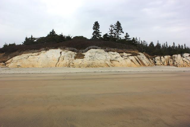 Seawall Beach Phippsburg Maine