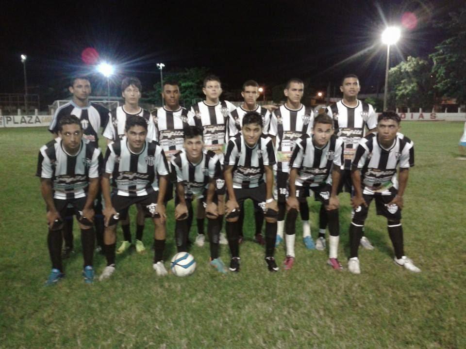 CLUBE ATLÉTICO POMPÉIA 2013