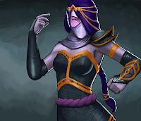 Lanaya Templar Assassin Dota 2 Woman
