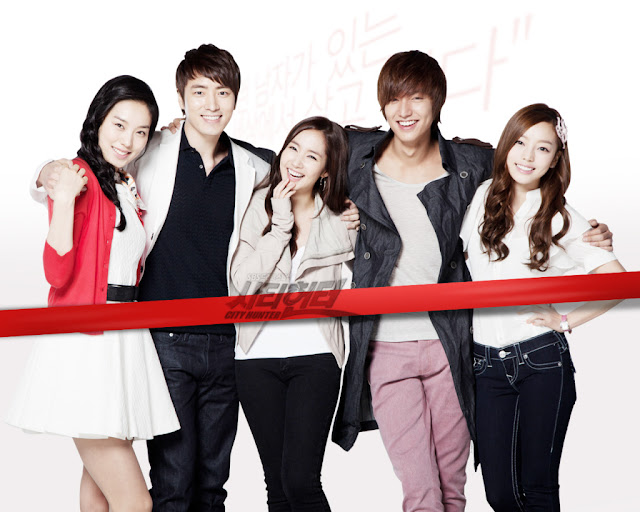 Sinopsis City Hunter