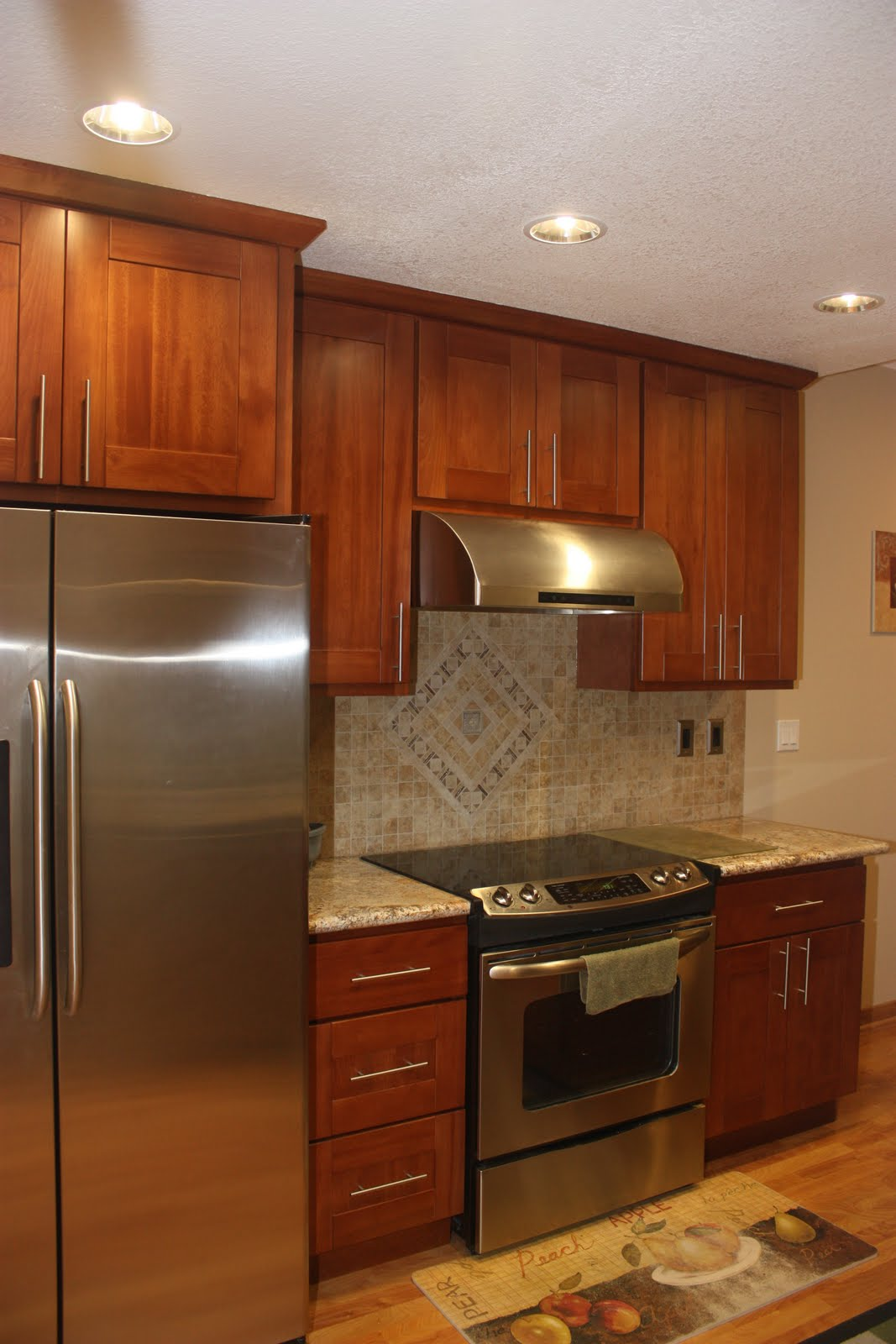 cherry shaker kitchen cabinets. Cherry Shaker Kitchen Cabinets, Rise Panel Vanity Cabinet Cabinets