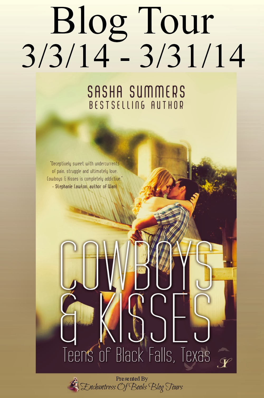 Cowboys & Kisses Blog Tour