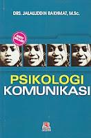 toko buku rahma: buku PSIKOLOGI KOMUNIKASI, pengarang jalaluddin rakhmat, penerbit rosda