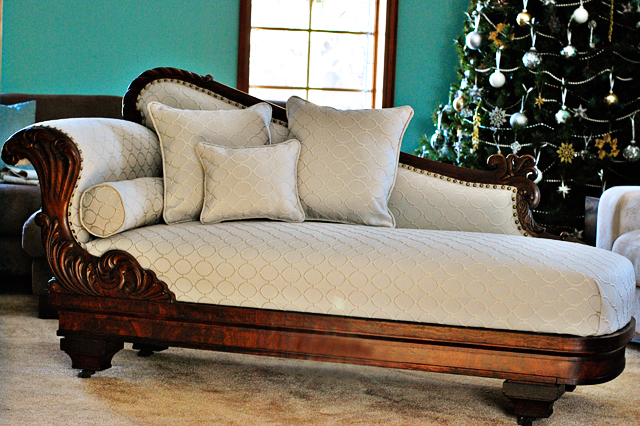 Pdf diy fainting couch plans download plans to build a for Small fainting couch