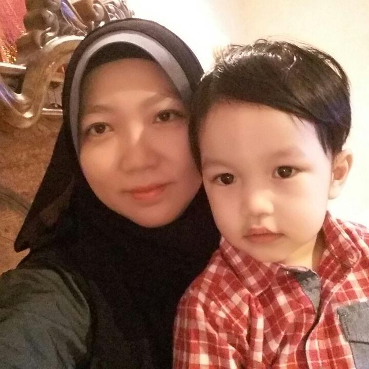 My Beloved Wife & Son
