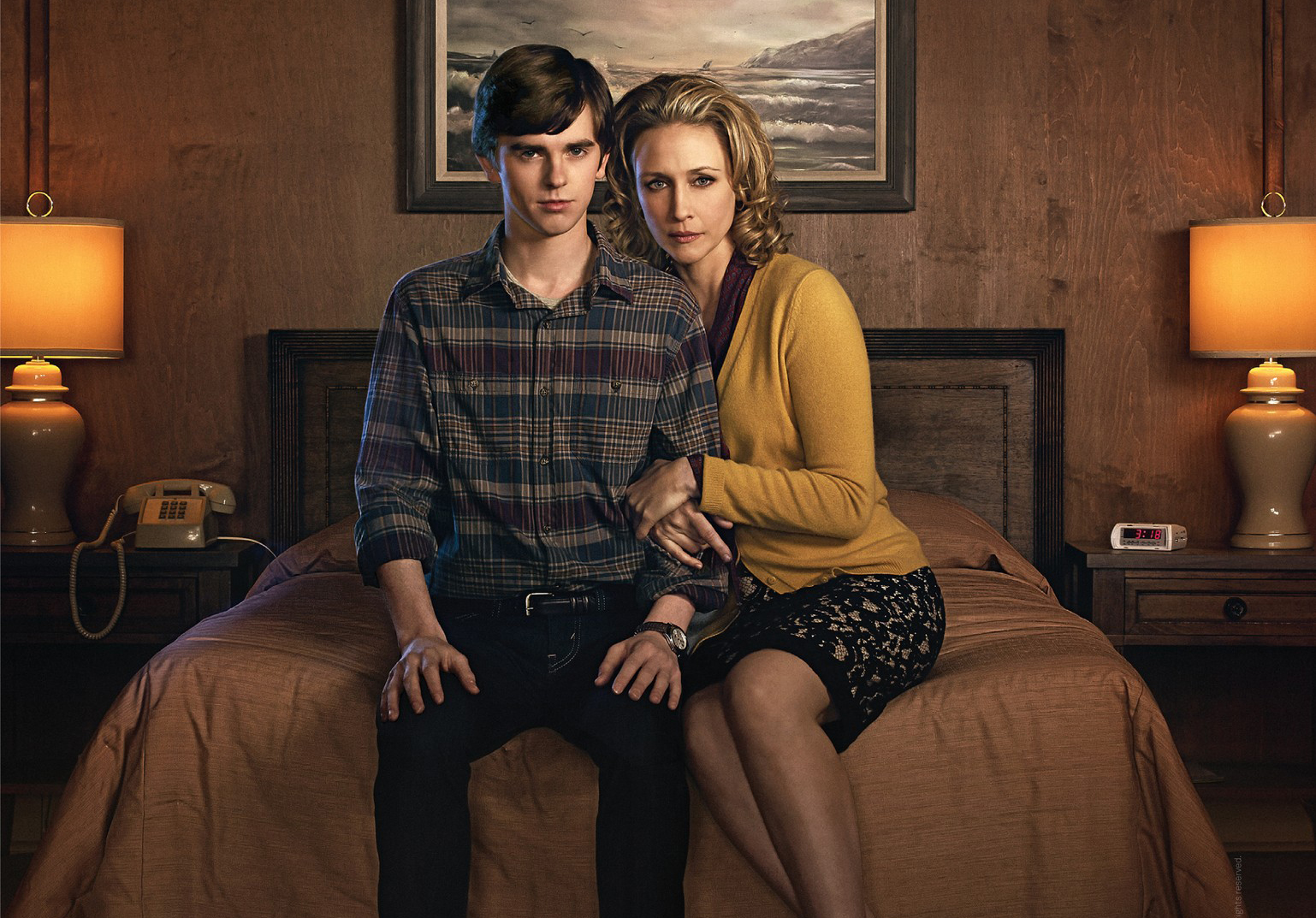 Bates Motel: First Look - Undead Monday