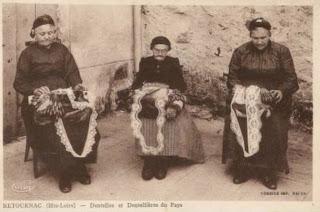 Dentellières du Velay.